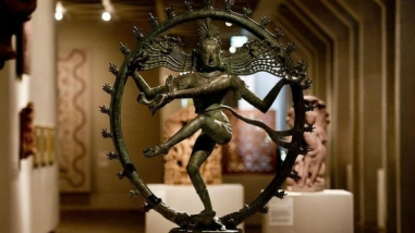 Hindu God Shiva or Nataraja, Lord of the Dance
