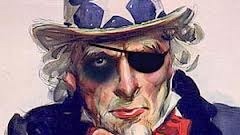 Uncle Sam as a Pirate