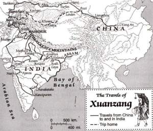 Travels of Xuanzang