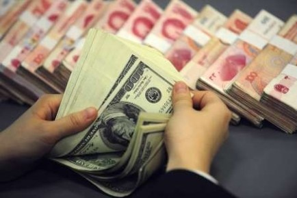 China.org_Dollars and RMBs