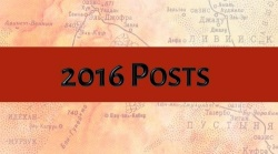 2016 Posts on Banner