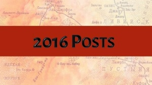 2016 Posts on Banner