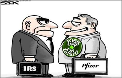 IRS vs. Pfizer