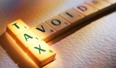 Scrabble Image_Tax Avoidance