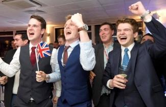 Brexit Vote_Cheers