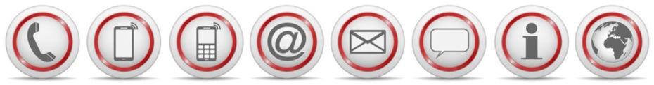 Contact Buttons Red Circles_Adobe Stock_1227x161